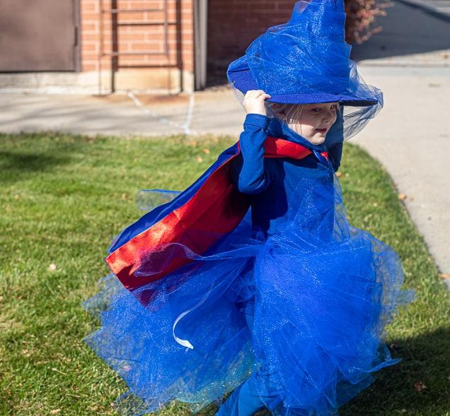 merryweather DIY costume